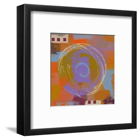 Connections I-Yashna-Framed Art Print