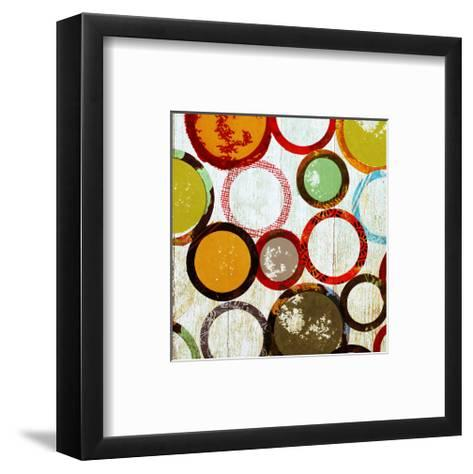 Magic Afternoon-Irena Orlov-Framed Art Print