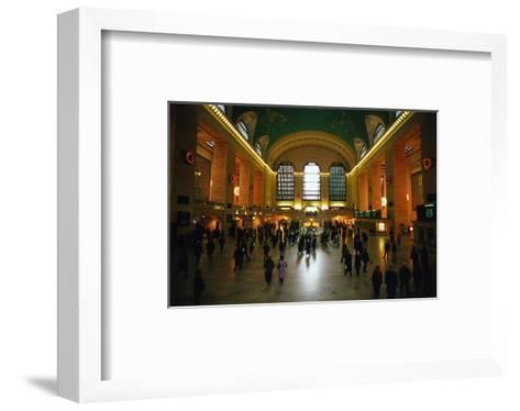 Grand Central Station, New York City, New York, USA--Framed Art Print