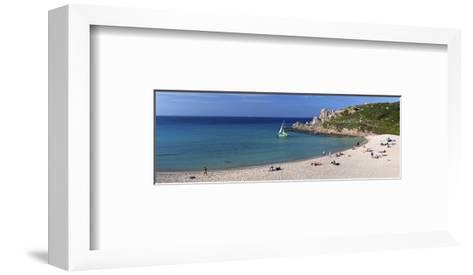 Santa Teresa Gallura Beach, Province of Olbia-Tempio, Sardinia, Italy--Framed Art Print