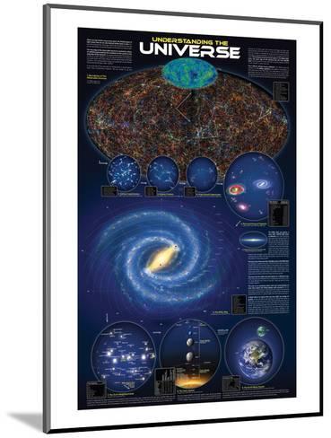 Understanding the Universe--Mounted Art Print