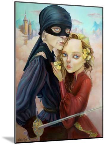Princess Bride-Leslie Ditto-Mounted Art Print