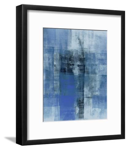 Cerulean Texture II-C^ Tice-Framed Art Print