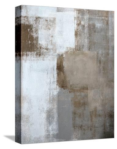 Neutral Texture I-C^ Tice-Stretched Canvas Print