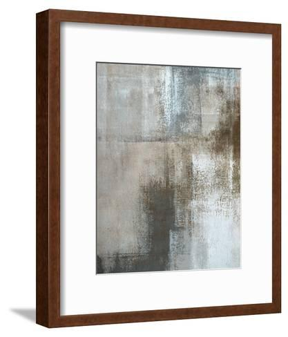 Neutral Texture II-C^ Tice-Framed Art Print