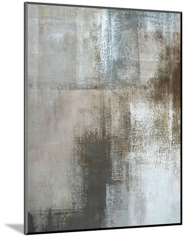 Neutral Texture II-C^ Tice-Mounted Art Print