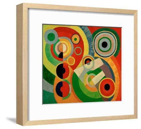 Joie de Vivre, 1930-Robert Delaunay-Framed Art Print