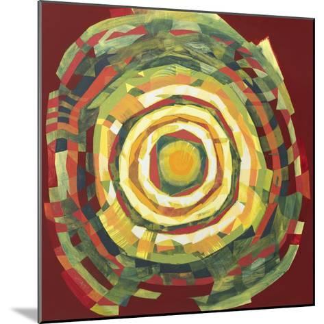 Target II-Nino Mustica-Mounted Art Print