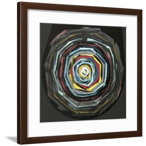 Target III-Nino Mustica-Framed Art Print