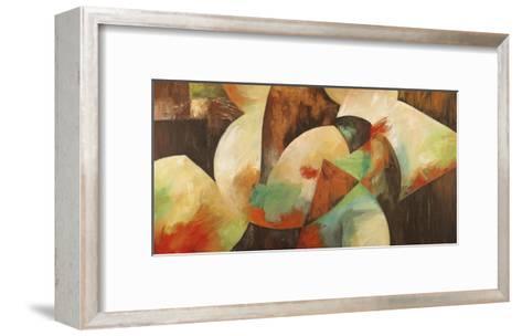 Be Bop-Amber King-Framed Art Print