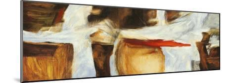 The sound of wood-Jim Stone-Mounted Art Print