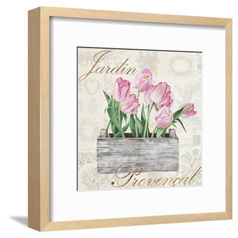 Jardin Provencal-Remy Dellal-Framed Art Print
