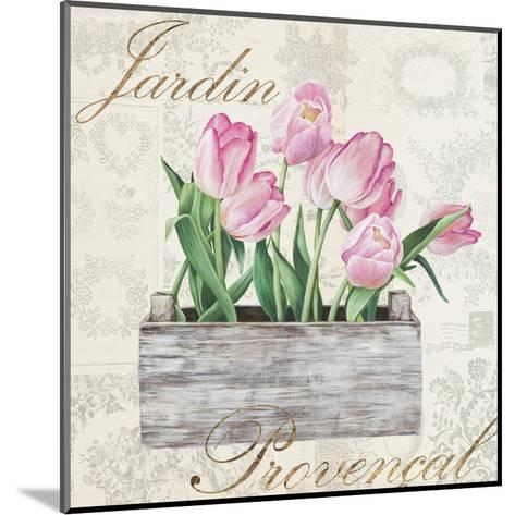 Jardin Provencal-Remy Dellal-Mounted Art Print
