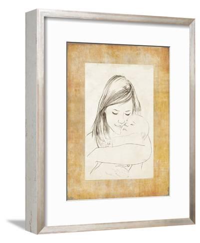 Mater II-Simon Roux-Framed Art Print