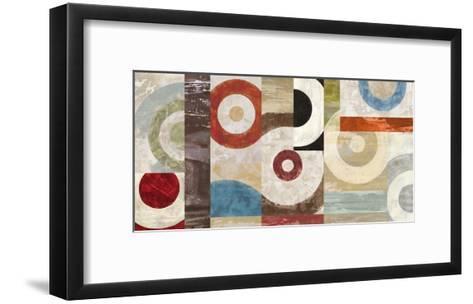 Parade-Sandro Nava-Framed Art Print