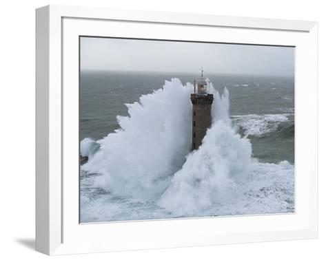 Phare De Kereon-Jean Guichard-Framed Art Print