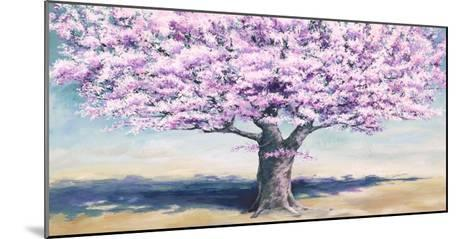 Peach Tree-Jan Eelder-Mounted Art Print