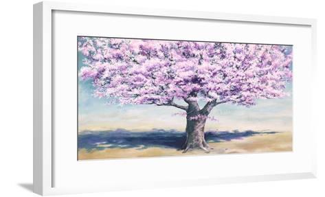 Peach Tree-Jan Eelder-Framed Art Print
