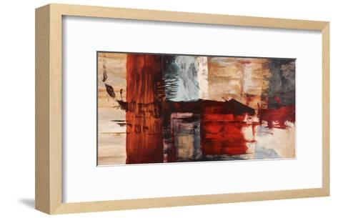 Breathe-Heather Taylor-Framed Art Print