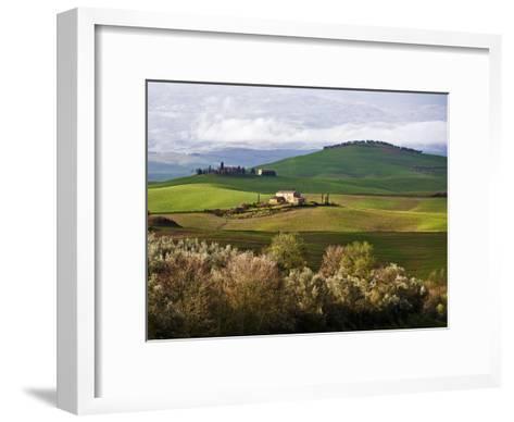 Tuscan Countryside-Vadim Ratsenskiy-Framed Art Print
