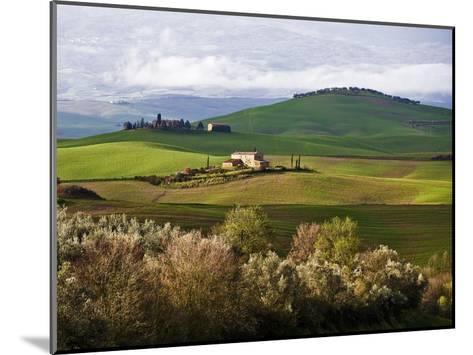 Tuscan Countryside-Vadim Ratsenskiy-Mounted Art Print