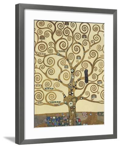 The Tree of Life IV-Gustav Klimt-Framed Art Print