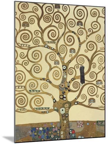 The Tree of Life IV-Gustav Klimt-Mounted Art Print