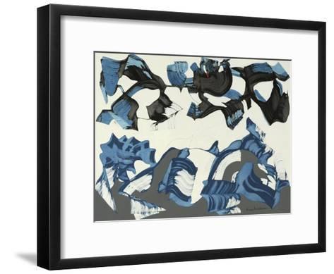 2006, Giovedi 6 Luglio-Nino Mustica-Framed Art Print