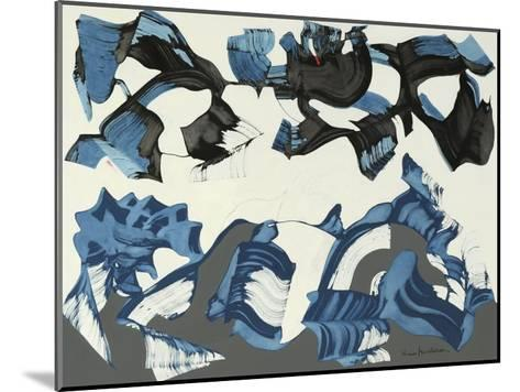 2006, Giovedi 6 Luglio-Nino Mustica-Mounted Art Print
