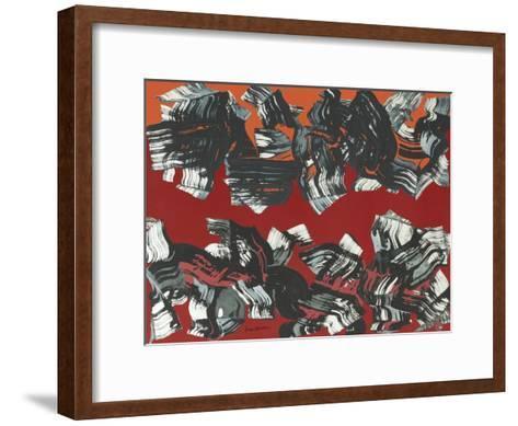 2006, Martedi 2 Agosto-Nino Mustica-Framed Art Print