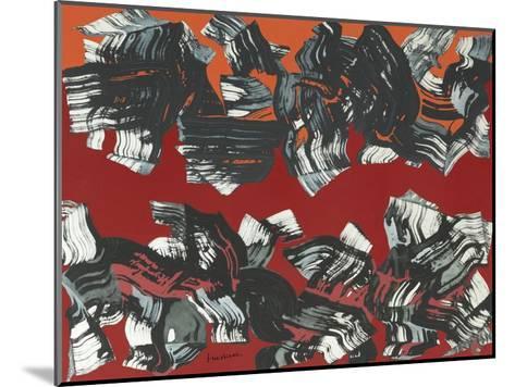 2006, Martedi 2 Agosto-Nino Mustica-Mounted Art Print