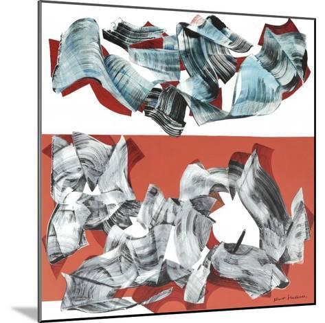 2009, Giovedi 11 Giugno-Nino Mustica-Mounted Art Print