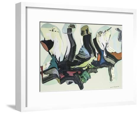 2013 Venerdi 14 Giugno-Nino Mustica-Framed Art Print