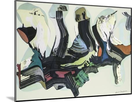 2013 Venerdi 14 Giugno-Nino Mustica-Mounted Art Print