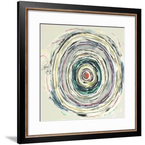Target VI-Nino Mustica-Framed Art Print