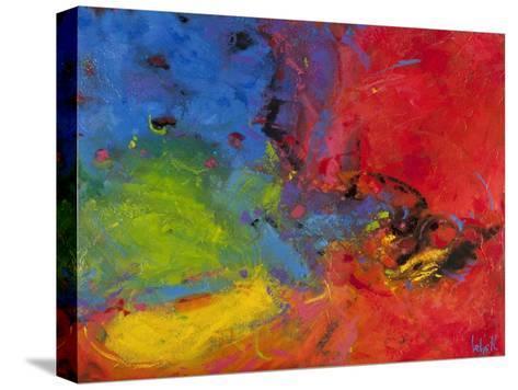 Gioia e Rivoluzione-Tebo Marzari-Stretched Canvas Print