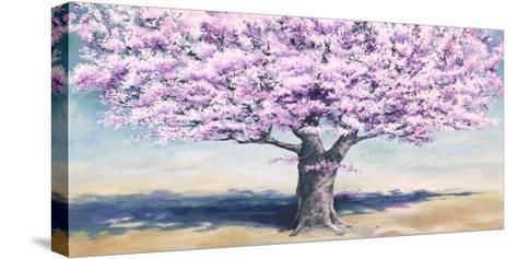 Peach Tree-Jan Eelder-Stretched Canvas Print