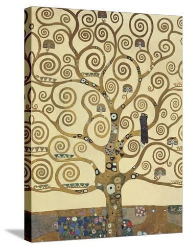 The Tree of Life IV-Gustav Klimt-Stretched Canvas Print