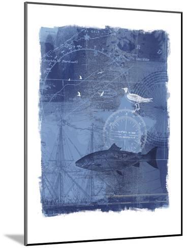 Cyanotype II-Ken Hurd-Mounted Art Print