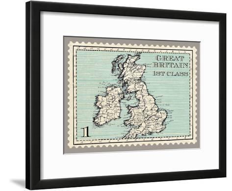 Airmail II-The Vintage Collection-Framed Art Print
