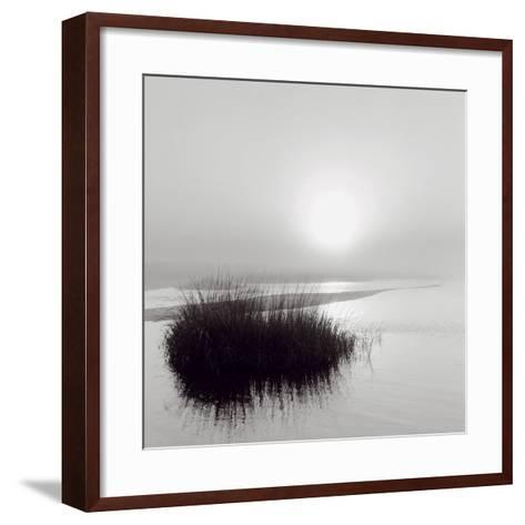 Fog over Katama-Michael Kahn-Framed Art Print