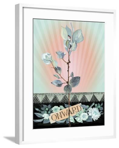 Onward-Anahata Katkin-Framed Art Print