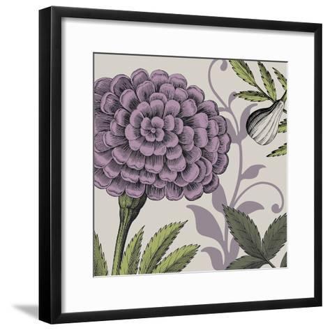 Guinevere I-Maria Mendez-Framed Art Print