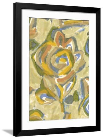 Beach Flower II-Sandra Jacobs-Framed Art Print