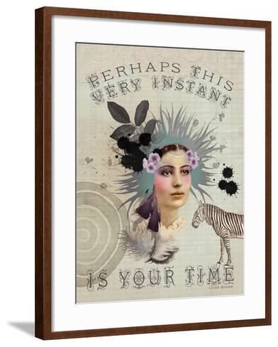 Your Time-Anahata Katkin-Framed Art Print