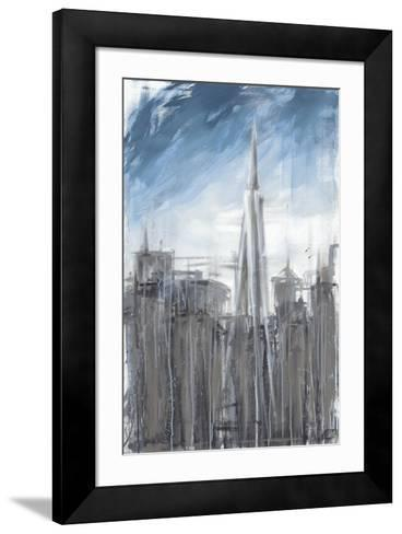 High Above IV-Kris Hardy-Framed Art Print