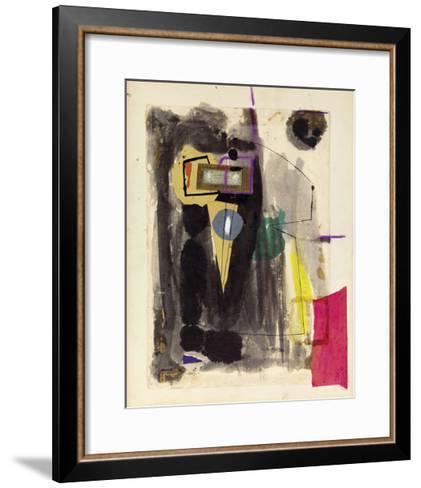 Untitled, 1943-Robert Motherwell-Framed Art Print