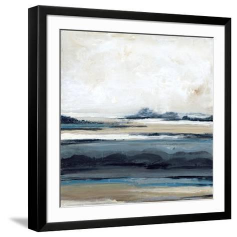 Observation-Ferdos Maleki-Framed Art Print