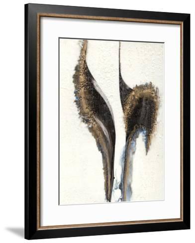 Gratitude I-Ferdos Maleki-Framed Art Print