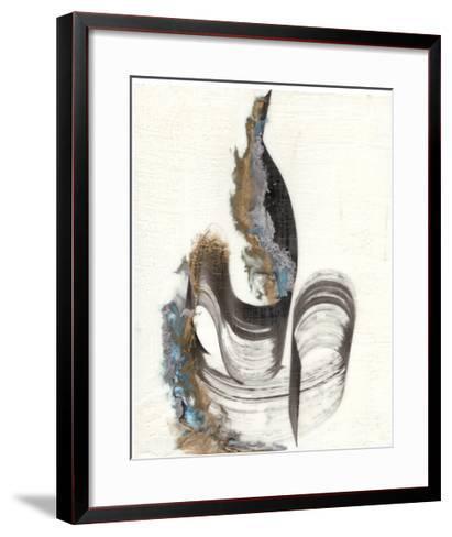 Gratitude II-Ferdos Maleki-Framed Art Print